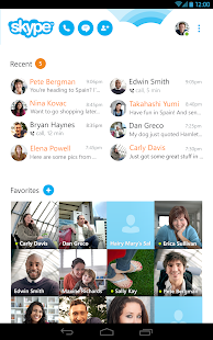 Skype - free IM & video calls Screenshot 20