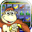 Download Android Game Crazy Monkey slot machine for Samsung
