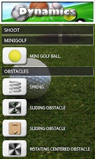 MiniGolf Star - screenshot thumbnail