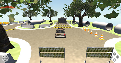 Sheriff vs Police Driving 3D