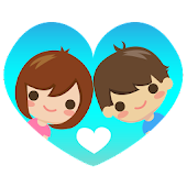 LoveByte - Couples in Love App