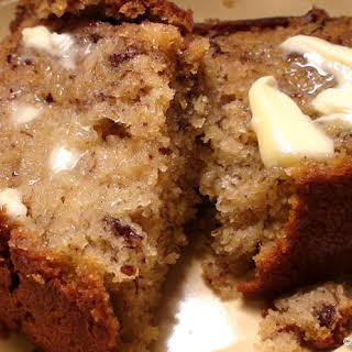 Moist Banana Bread.