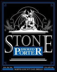 Logo of Stone Smoked Porter