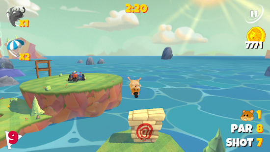 Boom Boom Hamster Golf Screenshot 15