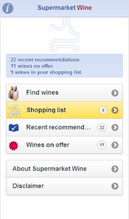 Supermarket Wine- screenshot thumbnail