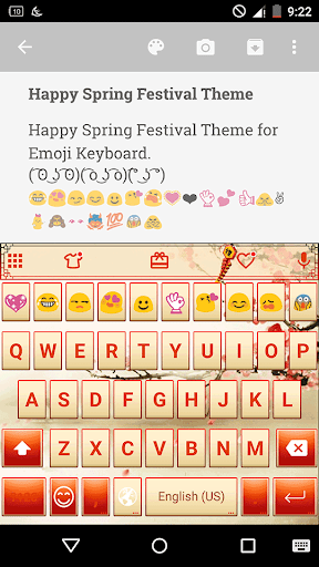 Happy Spring Festival Theme