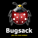 Bugsack for JIRA logo