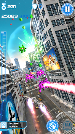 Jet Run: City Defender 1.32 screenshot 154118