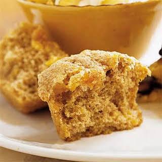 Whole Wheat Apricot Muffins.