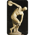 Ancient Greece Sculptures logo