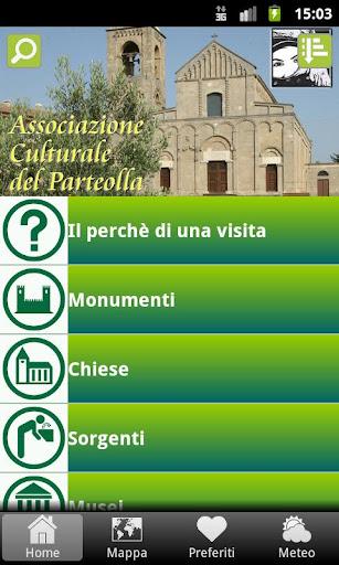 Guida Parteolla Sardegna