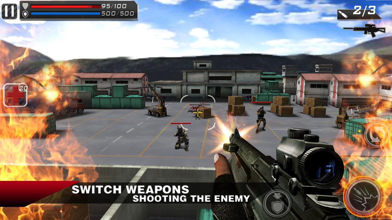 free to play zombie shooter