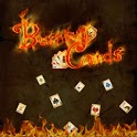 Burning Cards icon