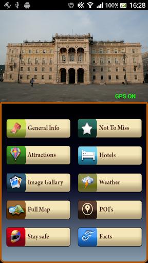 Trieste Offline Travel Guide