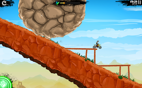 Bike Rivals Screenshot