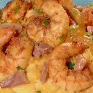 Prawns And Grits