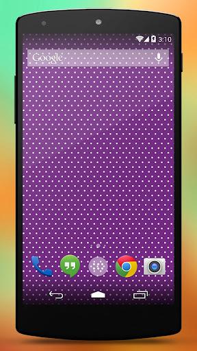 【免費個人化App】迷你polkadot壁纸-APP點子