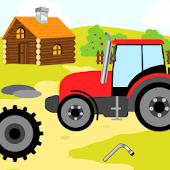 Farma zwierząt dla dzieci