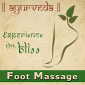 Ayurveda-Foot Massage