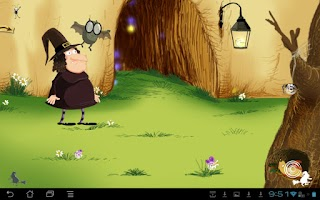 Screenshot of The Witch With No Name Lite