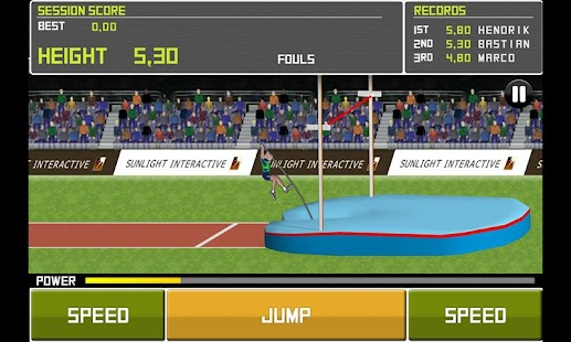 Deluxe Track&Field Screenshot 3