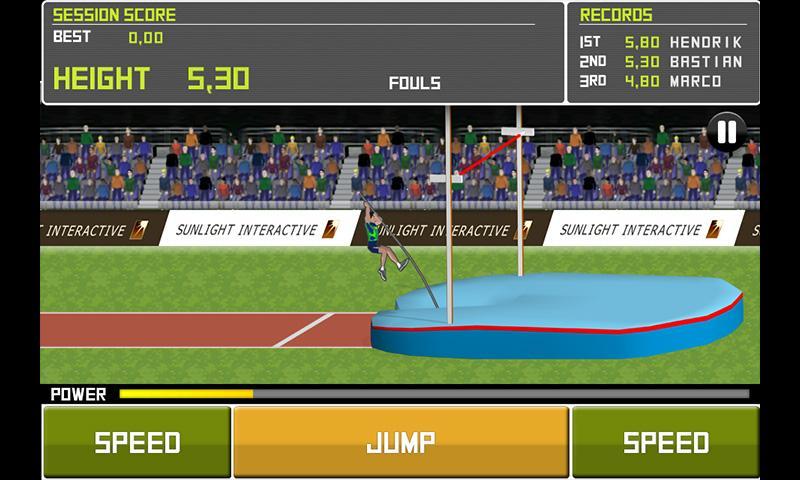 Deluxe Track&Field- screenshot