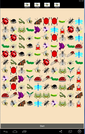 Bug Games Free