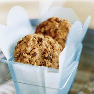 Peanut Butter-Chocolate Chip-Oatmeal Cookies.