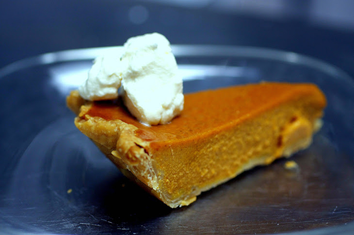 Silky Smooth Pumpkin Pie Recipe