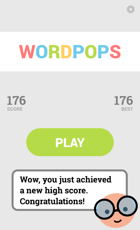 WordPops- screenshot