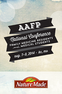 AAFP National Conference 2014 - screenshot thumbnail