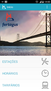 Fertagus- screenshot thumbnail