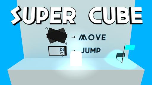 スーパー キューブ!