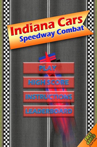 Indiana Cars - Speedway Combat