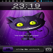 Cute Kitty Go Locker Theme