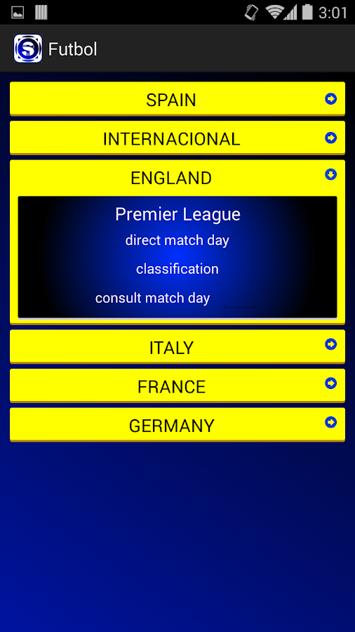 Sports Scores- screenshot