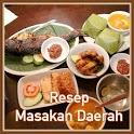 Resep Masakan Daerah icon