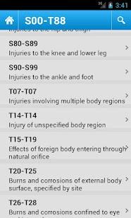 玩免費醫療APP|下載ICD 10 Codes 2012 app不用錢|硬是要APP