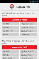 Screenshot of Robi Info 3G