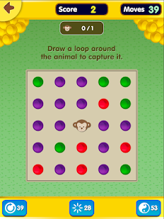Loops Legends - two dots game