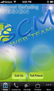SCM Web Team - screenshot thumbnail