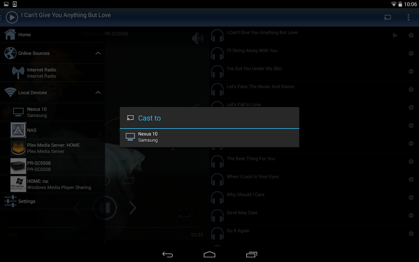 Na Remote for UPnP/DLNA Pro- screenshot