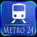 Metro ★ Navigator logo