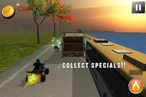 Screenshot of Rampage Racing - Bandit vs Cop
