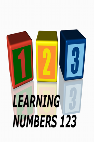 Learning Numbers 123
