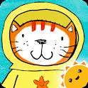 Poppy Cat & the Bubble Volcano icon