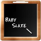 Baby Slate - Numbers