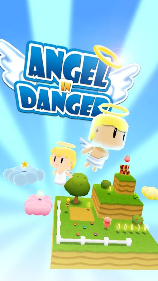 Angel in Danger- screenshot
