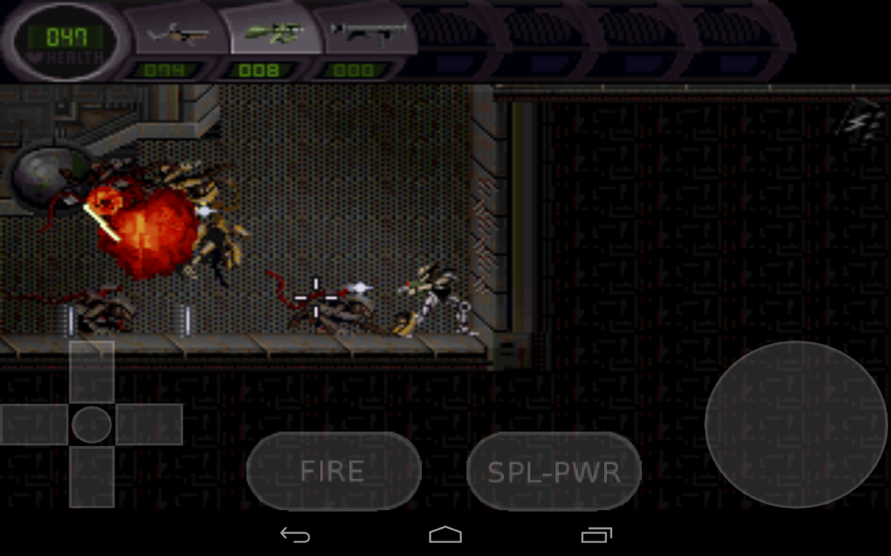 Abuse for Android- screenshot