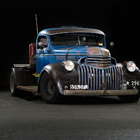 Chevy by Travis Lord - Transportation Automobiles ( truck, chevy )